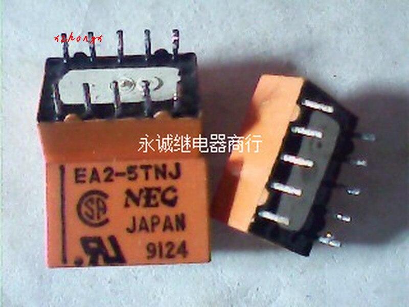 EA2-5TNJ relé elétrico 10 pé