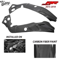 for bmw s1000rr motorcycle fairing frame carbon fiber case frame twill weaves water transfer printing 2015 2018