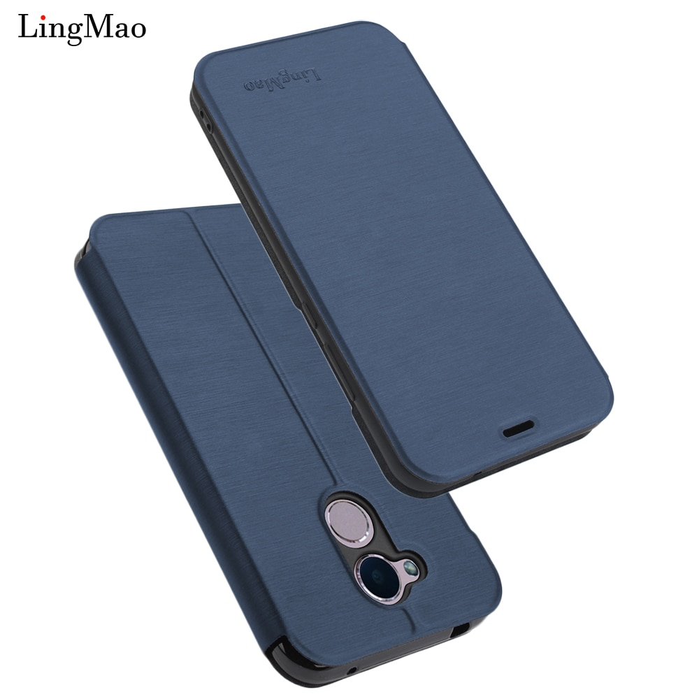 Pour Huawei Honor 6A etui Flip cuir portefeuille CaseHuawei Honor 6A 6 A Coque carte Honor6A Play DLI-TL20 5.0