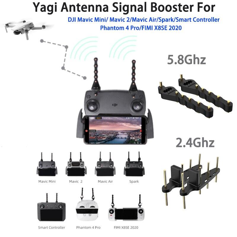 drone-yagi-antenna-24ghz-drone-telecomando-antenna-booster-segnale-per-dji-mavic-mini-pro-mavic-2-phantom-4-pro-evo-ii