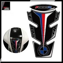 Voor Bmw F800R 2019-2015 3D Gel Motorcycle Tank Pad Protector Sticker