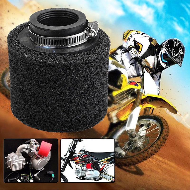 35mm Sponge Foam Air Filter Cleaner Moped Scooter Dirt Pit Bike Motorcycle ATV