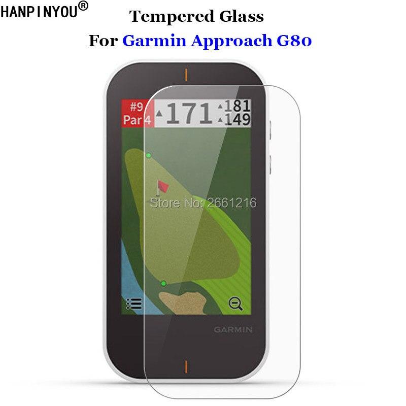 Para Garmin Approach G80 9H 2.5D Premium de Vidro Temperado Filme Protetor de Tela Para Garmin Approach G80 Golf GPS