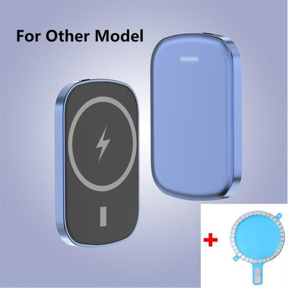 For Magsafe Chargers External Battery Magnetic Power Bank For iPhone 12 Pro Max Mini 15W Fast Wirele