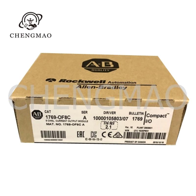 Modulo de entrada analógica Original AB PLC, dispositivo de módulo de entrada...