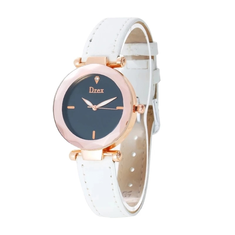 Top Brand Luxury Watch Women Fashion Small Dial Analog Quartz Wristwatch Casual Leather Women's Watc