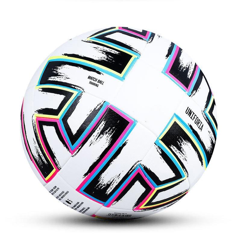 Размер мяча Лига премьер полиуретан мяч уличные 5 Мячи тренировочные мячи футбольные Голы Спорт Новый футбольный мяч Официальный Prem