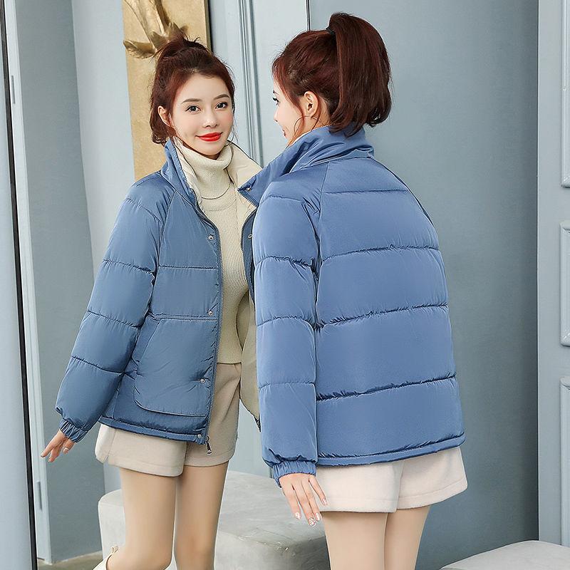 Новинка Зима 2021, Женская Стеганая куртка, короткая стеганая куртка, женская зимняя одежда, стеганая куртка, модная стеганая куртка для женщи...