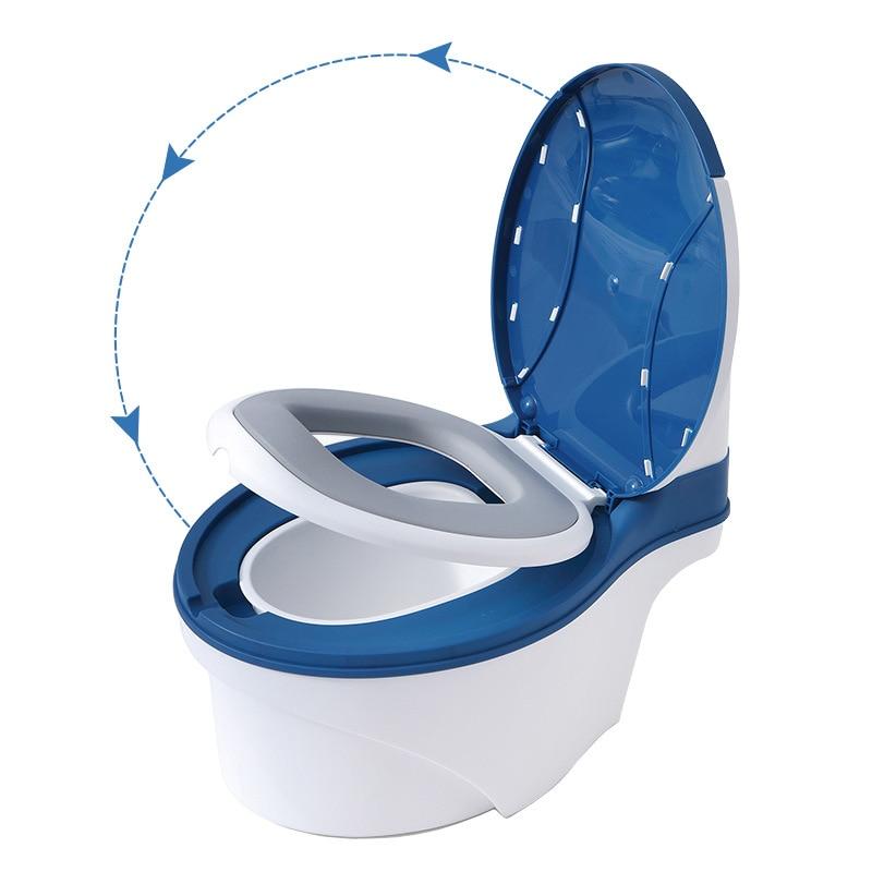 Potty for Babys Children's Toilet Simulation Toilet Baby Toilet Stool Baby Urinal Child Toilet Toddler Male Potty enlarge