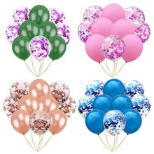 Holiday Parties Latex Balloons Without Ribbon Confetti Balloon Kid Birthday Supplies Wedding Decor 1