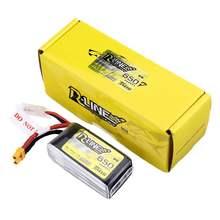 Gens Ace Tattu R-Line 1,0 LiPo аккумуляторная батарея 650/750/850 мАч 95C 3S 4S 6S1P для RC FPV Racing Drone Quadcopter