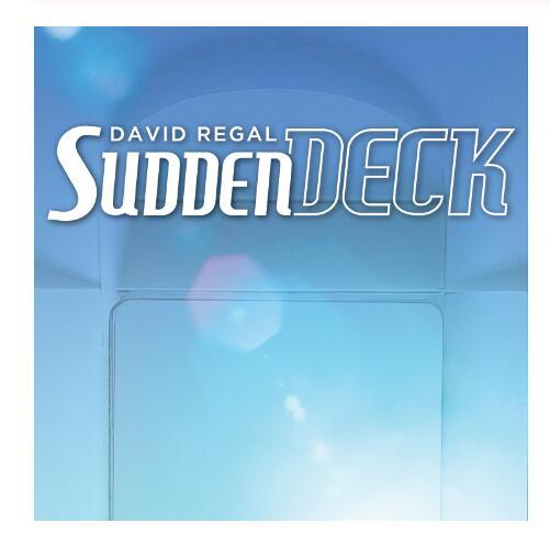 Burden Deck 3,0 de David Regal-truco de magia
