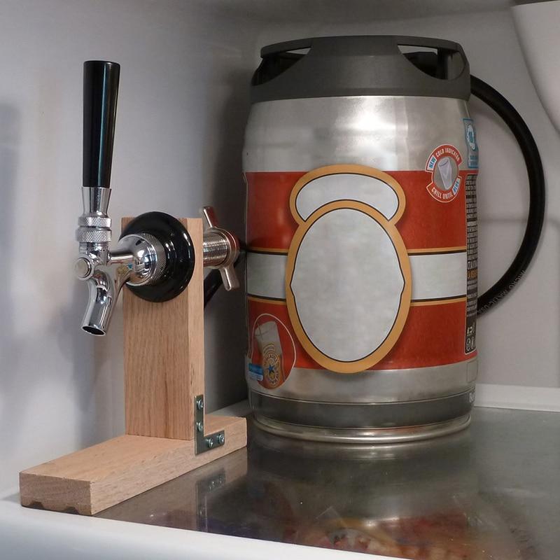 Craft Beer Tap With Nipple Shank (62mm/100mm/127mm),Beer Faucet For Kegerator Beer Tower,Beer Dispenser Tools
