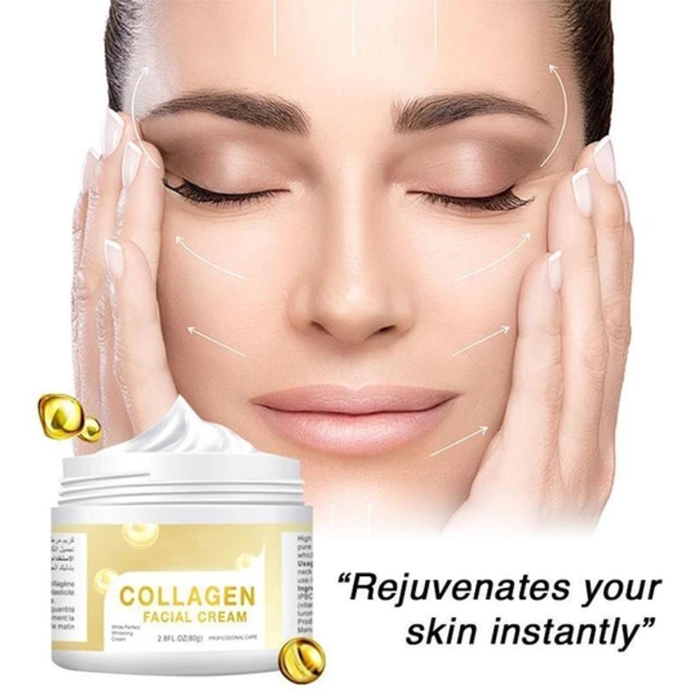 Collagen Cream Anti Wrinkle Collagen Power Lifting Cream Korean Cream Care Skin moisturizing Whitening H8H9 недорого