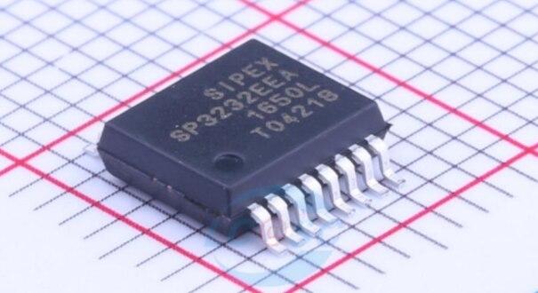 Sp3232eea-l/tr original novo sp3232eea sp3232 transceptor remendo ssop16