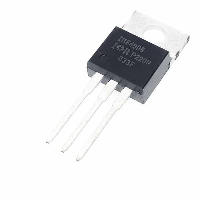 20 قطعة جديد الأصلي IRF4905PBF IRF4905 TO220 في خط P-قناة MOS أنبوب تأثير المجال