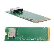 Chenyang PCI-E 3,0 M.2 M-key to Oculink SFF-8612 SFF-8611 хост-адаптер для PCIe Nvme SSD 2260