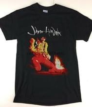 Vintage Jimmy Hendrix Rap Hip Hop Tshirt zespół książę promocja wycieczka Outkast przedruk