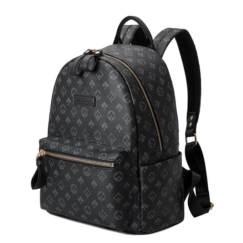 Рюкзаки унисекс, рюкзаки с принтом, компьютерные сумки, новый модный рюкзак, женский рюкзак, вместительный рюкзак