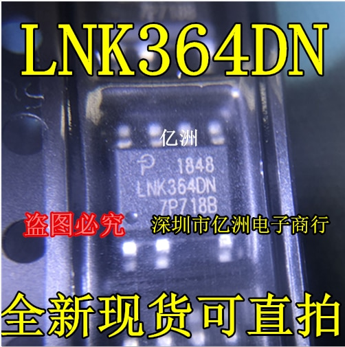 100%, nuevo y original, LNK364DN LNK364 SOP8 en stock