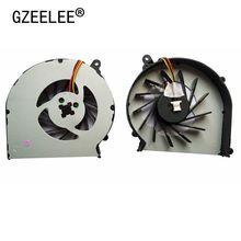 GZEELE nouveau CQ43 CQ57 ventilateur de refroidissement de processeur pour ordinateur portable pour HP Compaq CQ43 G43 CQ57 VENTILATION POUR ORDINATEUR G57 430 431 435 436 630 635 ventilateur cpu refroidisseur