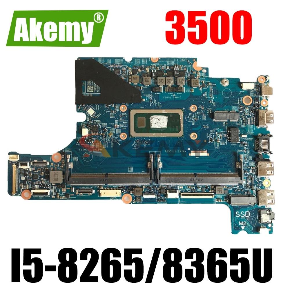 لوحة أم لأجهزة الكمبيوتر المحمول DELL Inspiron 3500 17938-1 CN 02PF53 2PF53 17938-1 مع لوحة رئيسية I5-8265/8365U 100% تم اختبارها بالكامل