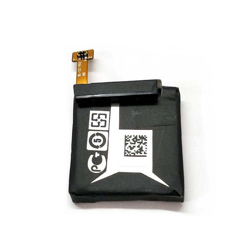 New 410mAh BLS3 Li-Polymer Replacement Battery For LG G Watch R Uhr W110 W150 BL-S3 Original Accumulator enlarge