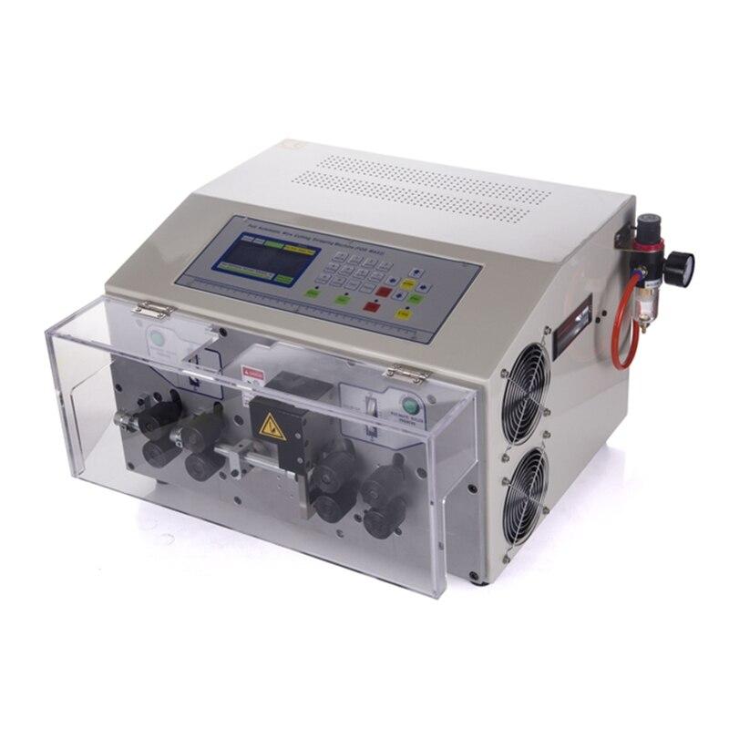 Автоматическая машина для зачистки проводов SWT508MAX обжим 8 колёс 25 квадратных 0 3