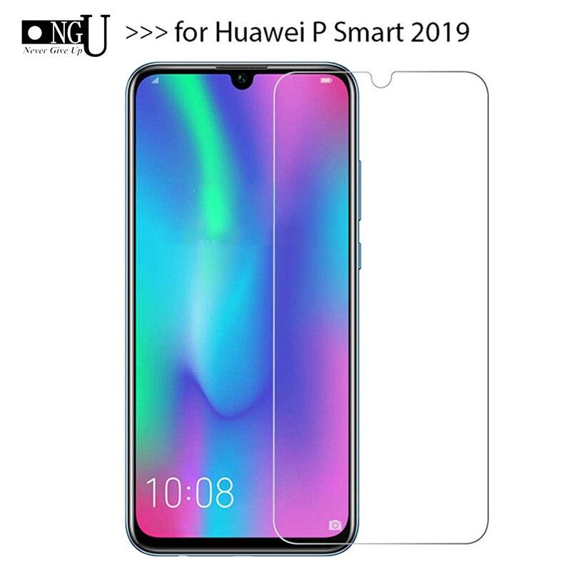 Vidrio templado para Huawei P Smart 2019 Plus Protector de pantalla 2.5D 9H vidrio de protección para Huawei P Smart 2019 película protectora