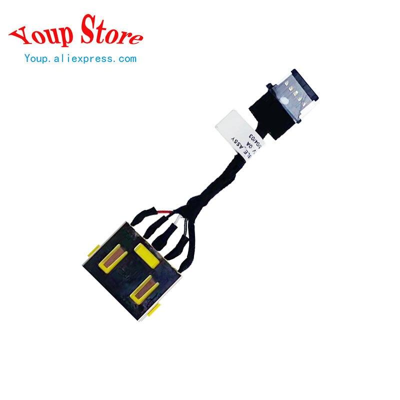 Cable de alimentación DC para ordenador portátil Lenovo Ideapad Yoga 2 11,...