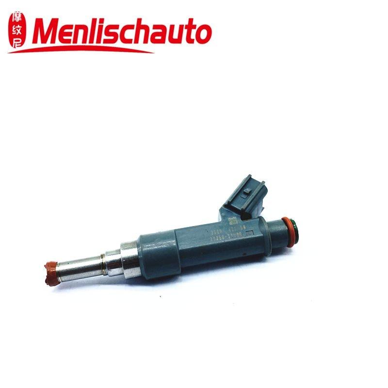 Injetor de combustível 2325037080 de 4 pces para o injetor de combustível híbrido 90kw 23250-37080 para 2016 prius