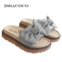womans slippers shoes sandals ladies female shoes slides flip flops women butterfly knot home slippers shoes for women sandale