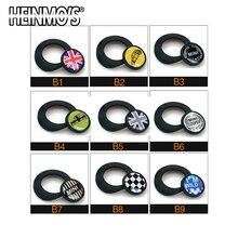 Autocollants pour MINI Cooper One S Clubman R56 R55 R57 R58 R59 R60 R61   Étiquette pour démarrage, accessoires pour MINI Cooper