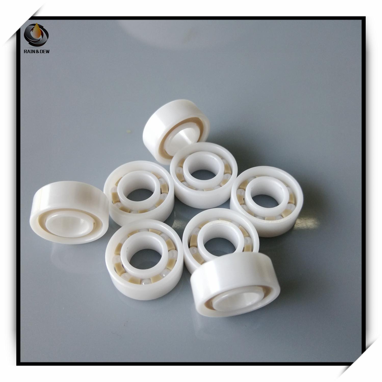 1Pcs 686  6x13x5  mm Full Ceramic Bearing  626 Ceramic Bearing