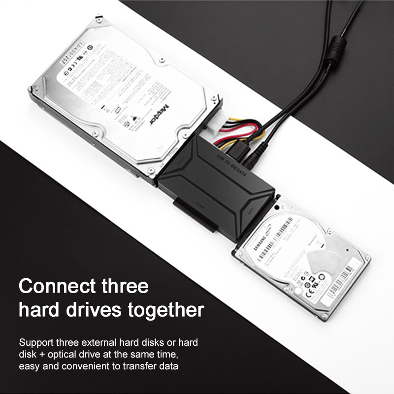 Adaptador que incluye Adaptador de corriente de 12V y 2A, Cable USB...