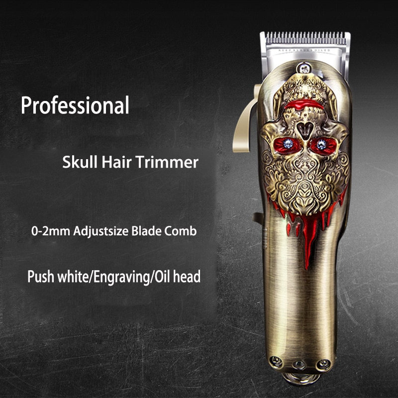 Electric Hair Clipper Professional Hair Trimmer Modeling Shaver Hair Cutting Machine Fashion