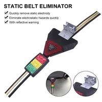car antistatic earth belt auto electrostatic avoid ground wire anti static reflective grounding strip universal vehicle warning
