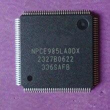 2pcs NPCE985LAODX NPCE985LA0DX QFP-128 NPCE985 neue original