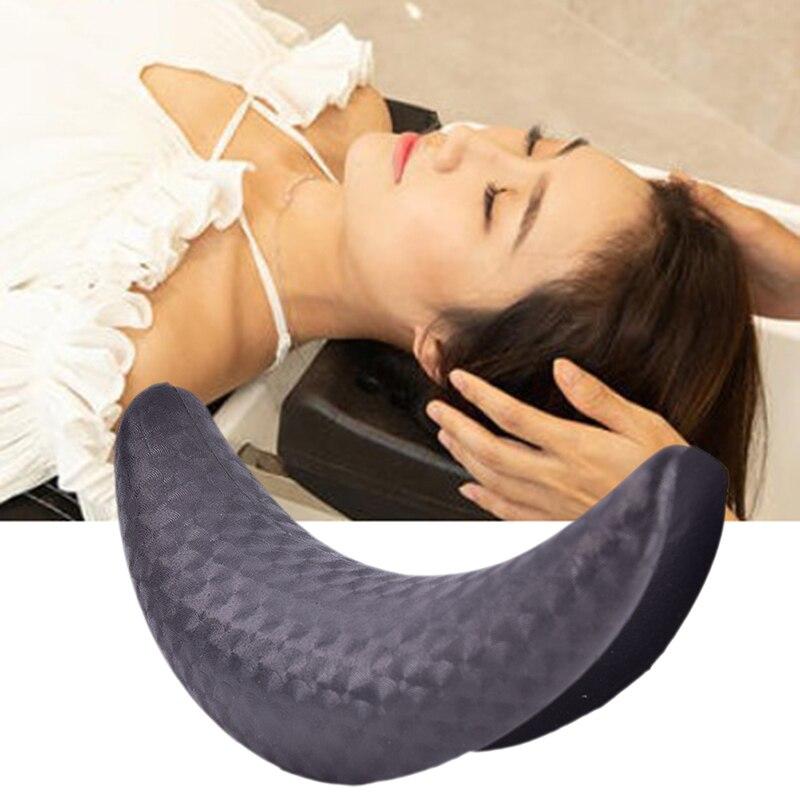 Cojín de PVC para lavado de Belleza del cabello, cuenco para champú,...