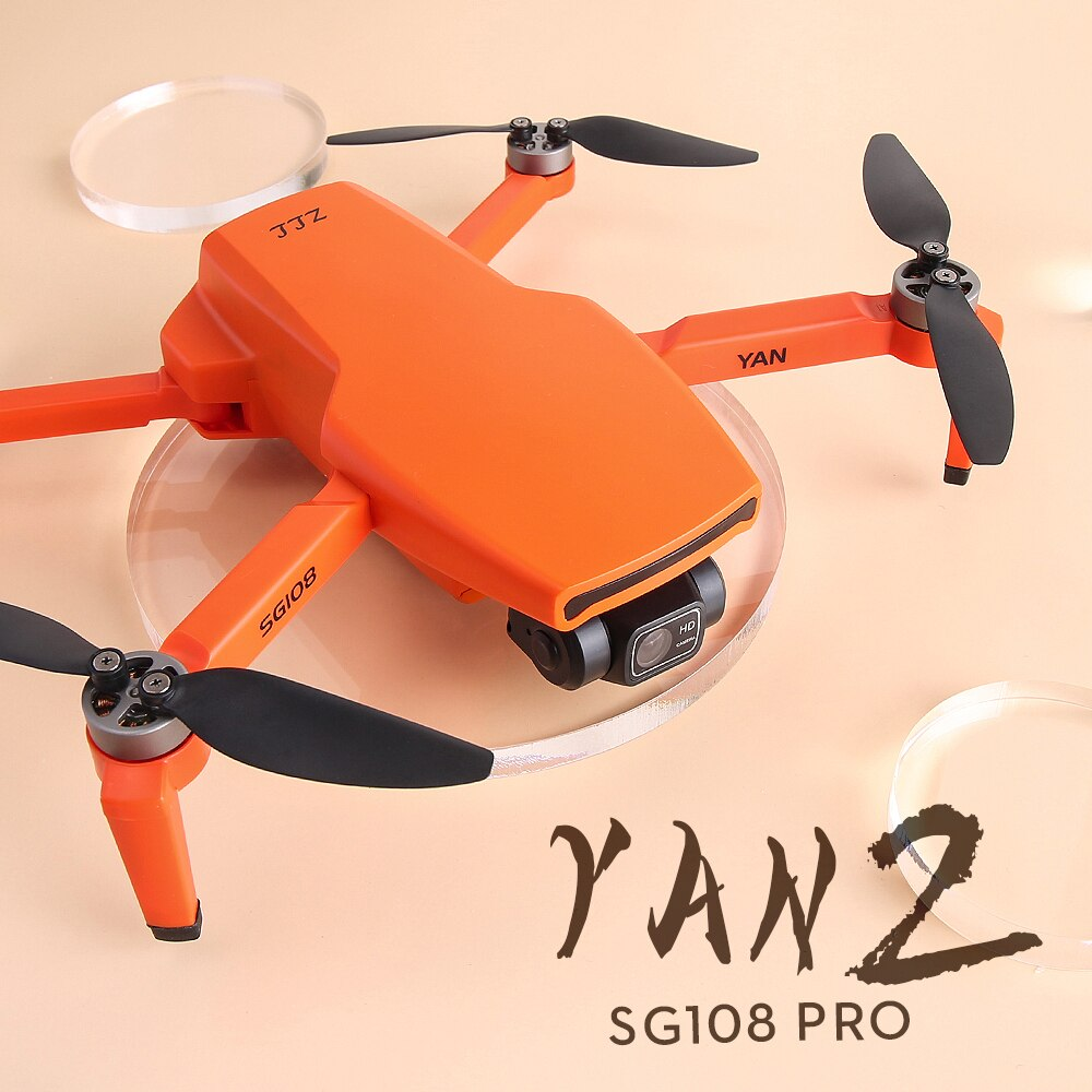 SG108 Drone 4k HD Camera Quadcopter 5G WiFi GPS Drone Fpv Foldable  Helicopter 25mins Dron Kids Gifts Toy Flynova SJRC F11 Pro4k enlarge