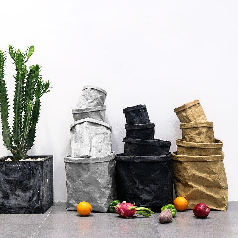 حقيبة حفظ الأوراق كرافت صديقة للبيئة قابلة للغسل