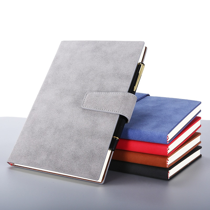 A5 Notebook Student customized Notebook Business Set Diary Creative Book