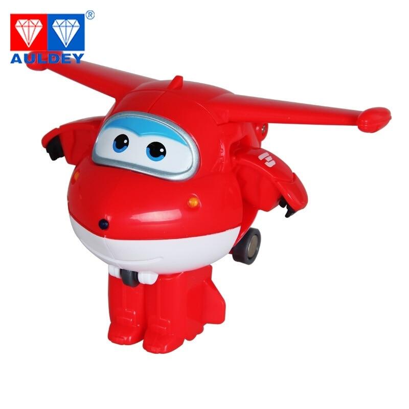 Auldey super asas mini jett donnie todd paul jerome astra mira figuras de ação deformação brinquedos crianças presentes modelo aniversario