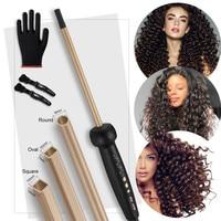 9 мм супер тонкий MCH тугие кудри палочка кольцо афро кудри бигуди утюжок для завивки волос палочки для еды кудри