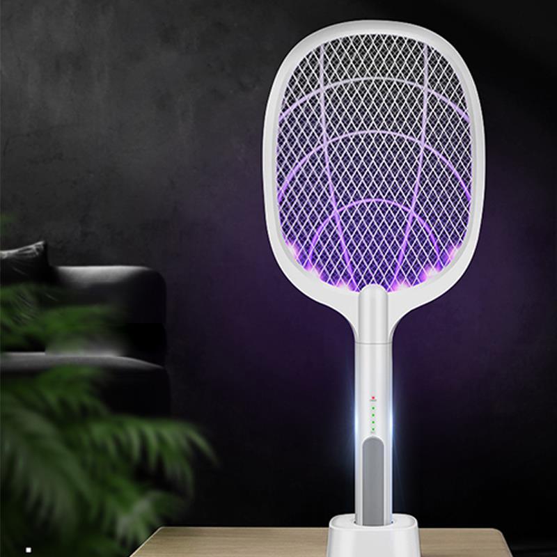 Электронная ловушка для насекомых, 3000 В, USB, 1200 мАч