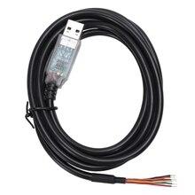 Extrémité longue de fil de 1.8 M, câble de Usb-Rs485-We-1800-Bt, série dusb à Rs485 pour léquipement médical, contrôle industriel, produits de type Plc