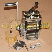 Bracelet anneau laminoir bijoux laminoir manuel laminoir avec accessoires