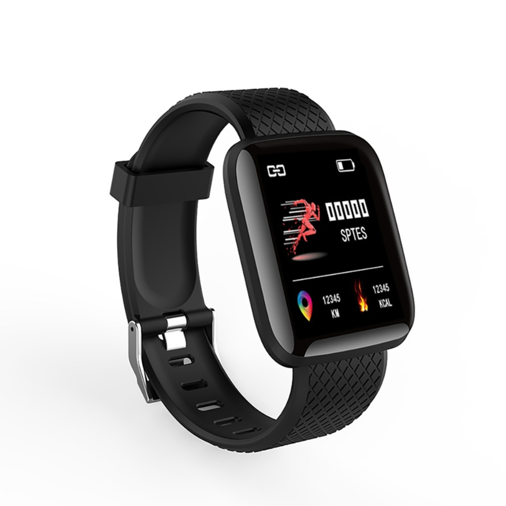 1.3 inch Touch Color Screen Smart Band Fitness Smart Bracelet Blood Pressure Heart Rate Monitor IP67 Waterproof Sports Bracelet
