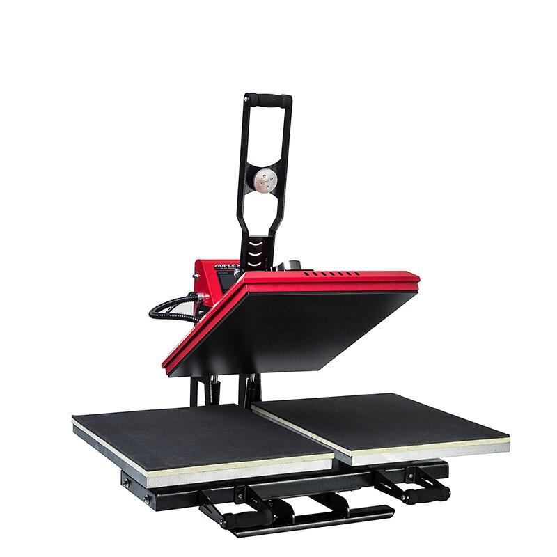 Control de magnetismo de doble trabajo de 40*50cm para máquina de prensado en caliente AP1801