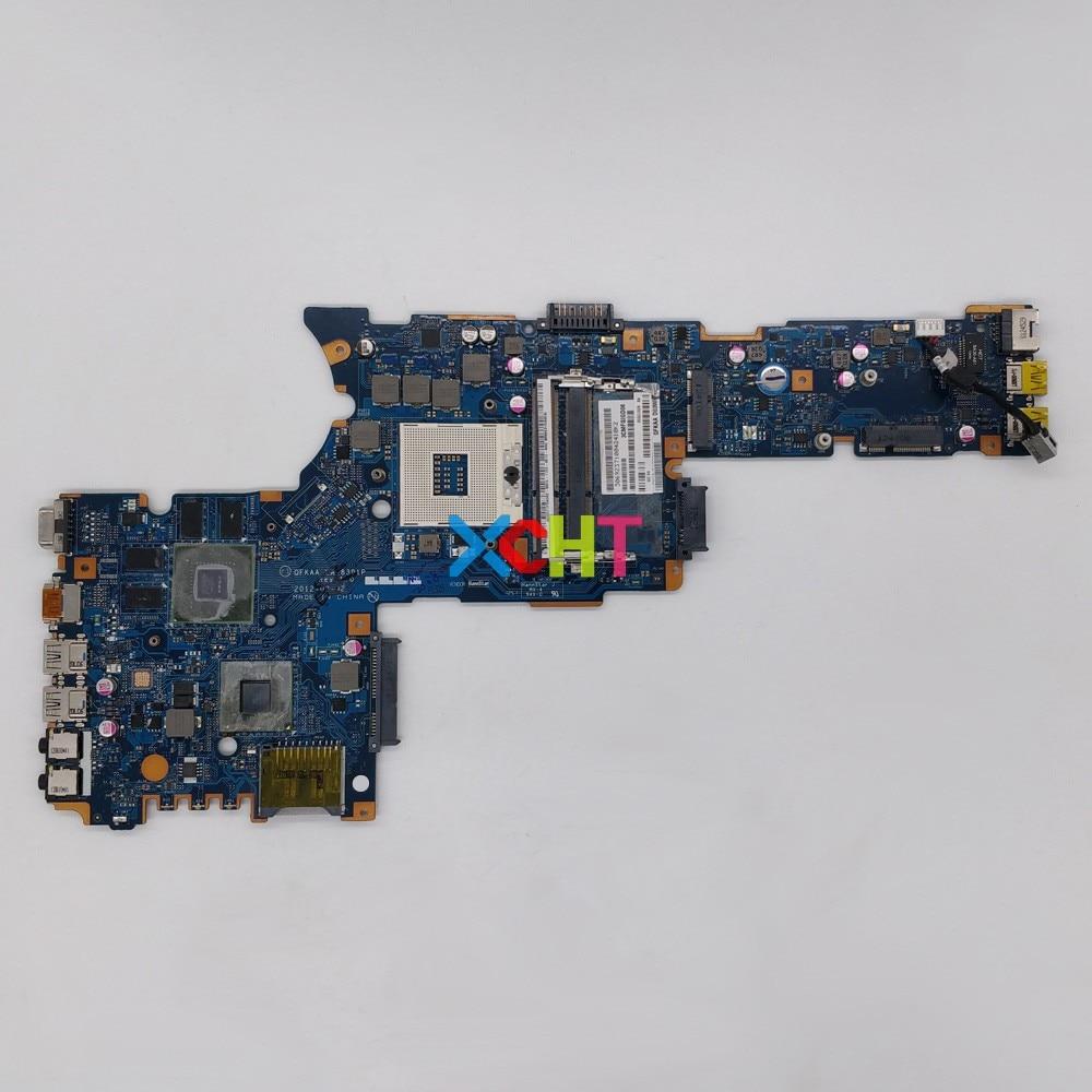 K000135200 QFKAA LA-8391P w GT630M GPU pour Toshiba Satellite P850 PC portable ordinateur portable carte mère